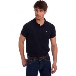 Polo Club C.H..A Koszulka Polo Męska Xl Ciemnoniebieska. Czarne koszulki polo Polo Club C.H..A, l. W wyprzedaży za 149,00 zł.
