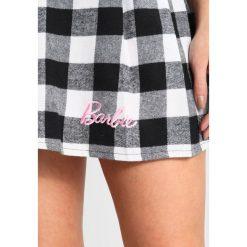 Minispódniczki: Missguided Petite BARBIE CHECK PLEATED SKIRT Spódnica trapezowa black