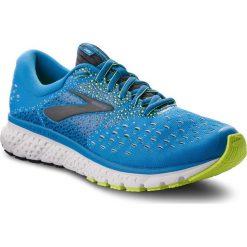 Buty BROOKS - Glycerin 16 110289 1D 437 Blue/Ebony/Nightlife. Niebieskie buty do biegania męskie Brooks, z materiału. W wyprzedaży za 459,00 zł.