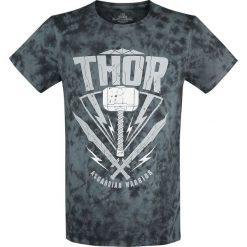 T-shirty męskie: Thor Asgardian Warrior T-Shirt niebieski/czarny