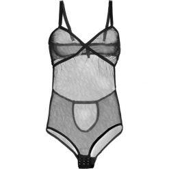 Bluzki body: Le Petit Trou FABIANNE Body black