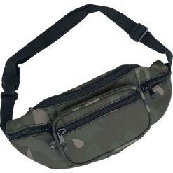 Brandit Waistbeltbag Torba na pas kamuflaż (Dark Camo). Zielone torebki klasyczne damskie Brandit. Za 54,90 zł.