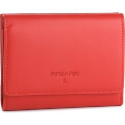 12033c88f8fe9 Duży Portfel Damski PATRIZIA PEPE - 2V7081/A4XR-R626 Mars Red. Czerwone  portfele