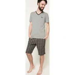 Tokyo Laundry - Piżama. Szare piżamy męskie Tokyo Laundry, l, z bawełny. W wyprzedaży za 59,90 zł.