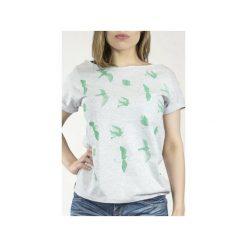 T-shirty damskie: t-shirt JASKÓLKI