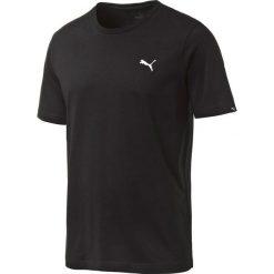 Puma Koszulka męska ESS Tee  czarna r. S (838238 01). Czerwone koszulki sportowe męskie marki Puma, xl, z materiału. Za 64,35 zł.