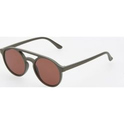 Okulary przeciwsłoneczne męskie: Okulary przeciwsłoneczne – Khaki