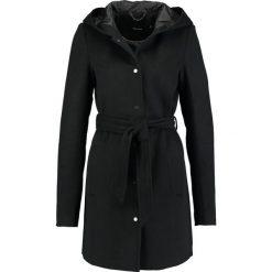Płaszcze damskie: Vero Moda Tall VMELENA RICH Krótki płaszcz black
