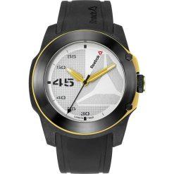 Zegarki męskie: Zegarek kwarcowy w kolorze czarno-złoto-białym