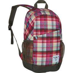 """Plecak """"Crystal New"""" w kolorze różowym ze wzorem - 30 x 47 x 15 cm. Czerwone plecaki męskie Chiemsee Bags, w paski. W wyprzedaży za 87,95 zł."""