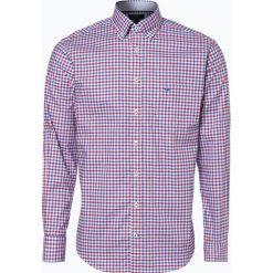 Koszule męskie na spinki: Fynch Hatton – Koszula męska, czerwony