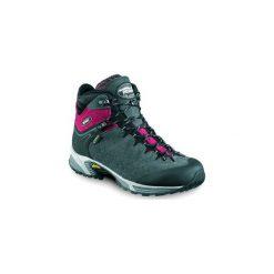 Buty trekkingowe damskie: MEINDL Buty damskie Air Revolution 1.7 Lady szaro-czerwone r. 39.5 (3931)