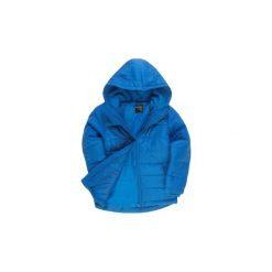 Kurtka chłopięca zimowa z kieszeniami, z kapturem. Szare kurtki chłopięce przeciwdeszczowe TXM, na zimę, z kapturem. Za 69,99 zł.