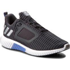 Buty adidas - Climacool Cw BB6556 Dgsogr/Silvmt/Realil. Czarne buty do biegania damskie marki Adidas, z kauczuku. W wyprzedaży za 279,00 zł.