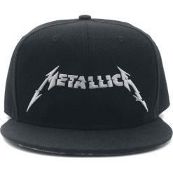 Czapki damskie: Metallica Hardwired…to self-destruct Czapka Snapback czarny
