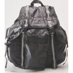 Plecak z odblaskowymi taśmami - Czarny. Czarne plecaki męskie House. Za 99,99 zł.