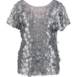 Cream SAMANTHA TOP Tshirt z nadrukiem charcoal gray. Szare topy damskie Cream, s, z nadrukiem, z materiału. W wyprzedaży za 194,35 zł.