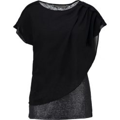 T-shirty damskie: Cream KENZA Tshirt z nadrukiem pitch black