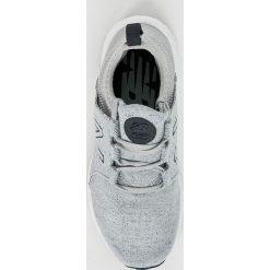 New Balance - Buty Wcruzhg. Szare buty sportowe damskie marki New Balance, z gumy. W wyprzedaży za 299,90 zł.