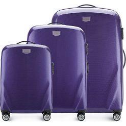 Walizki: 56-3P-57S-24 Zestaw walizek