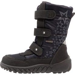 Buty zimowe damskie: Richter Śniegowce black/steel