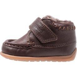 Buciki niemowlęce chłopięce: Bisgaard Buty wspinaczkowe brown