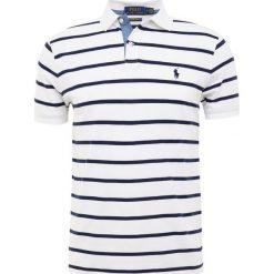 Polo Ralph Lauren Koszulka polo white/cruise navy. Niebieskie koszulki polo marki Tiffosi. Za 379,00 zł.