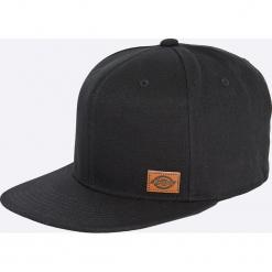 Dickies - Czapka. Czarne czapki z daszkiem męskie Dickies, z bawełny. Za 149,90 zł.