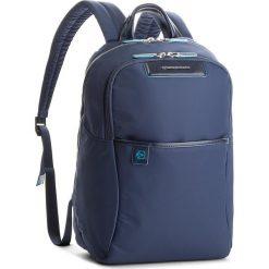 Plecak PIQUADRO - CA3214CE Blu. Niebieskie plecaki męskie Piquadro, z materiału. W wyprzedaży za 749,00 zł.