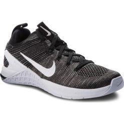 Buty NIKE - Metcon Dsx Flyknit 2 924595 003 Black/White. Czarne buty do fitnessu damskie Nike, z materiału. W wyprzedaży za 459,00 zł.