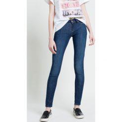 Hilfiger Denim - Jeansy. Szare jeansy damskie rurki marki G-Star RAW, z obniżonym stanem. W wyprzedaży za 359,90 zł.
