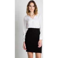Spódnice wieczorowe: Czarna ołówkowa spódnica BIALCON