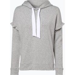 BOSS Casual - Damska bluza nierozpinana – Tafrill, szary. Szare bluzy damskie BOSS Casual, m. Za 549,95 zł.