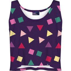 Colour Pleasure Koszulka damska CP-035 115 fioletowa r. M/L. T-shirty damskie Colour pleasure, l. Za 64,14 zł.