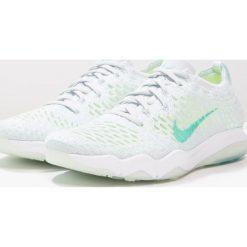 Buty do fitnessu damskie: Nike Performance AIR ZOOM FEARLESS FLYKNIT Obuwie treningowe white/pure platinum/aurora