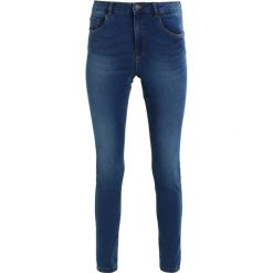 Jeansy damskie: Vero Moda VMSEVEN SHAPE UP  Jeansy Slim Fit medium blue denim