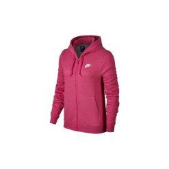 Bluzy Nike  Woman  Sportswear Hoodie. Czerwone bluzy damskie Nike, l. Za 197,88 zł.