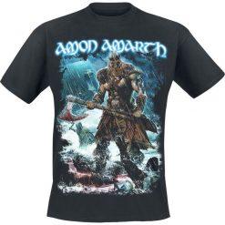 Amon Amarth Jomsviking T-Shirt czarny. Czarne t-shirty męskie z nadrukiem Amon Amarth, xl, z dekoltem na plecach. Za 79,90 zł.