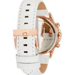 Armani Exchange Zegarek chronograficzny weiss. Białe zegarki damskie Armani Exchange. Za 839,00 zł.