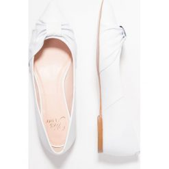 Baleriny damskie lakierowane: Yes I Do MIA CLASSIC Baleriny white