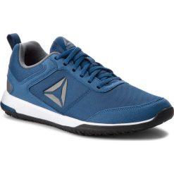Buty Reebok - Ctx Tr Fb CN2666 Blue/Alloy/White/Sil/Blk. Niebieskie buty fitness męskie marki Reebok, z materiału. W wyprzedaży za 189,00 zł.