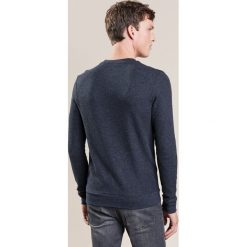 Kardigany męskie: BOSS CASUAL WIPE SLIM FIT Sweter dark blue