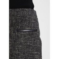 Minispódniczki: SET Spódnica mini black white
