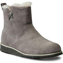 Buty zimowe damskie: Buty EMU AUSTRALIA – Beach Mini W11026 Dove Grey