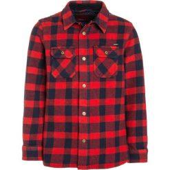 Scotch Shrunk CHECKED Koszula red. Czerwone bluzki dziewczęce bawełniane marki Scotch Shrunk. W wyprzedaży za 279,20 zł.