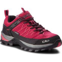 Trekkingi CMP - Rigel Low Wmn Trekking Shoes Wp 3Q13246  Granita/Corallo. Czarne buty trekkingowe damskie CMP. W wyprzedaży za 259,00 zł.