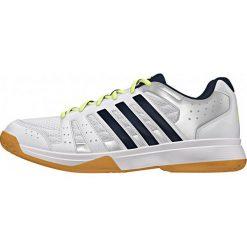 Buty sportowe damskie: Adidas Buty Sportowe Ligra 3 W Ftwr White/Night Navy/Silver Met. 5,5 (38,7)