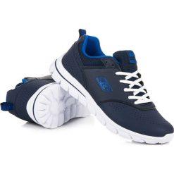 BUTY DO BIEGANIA. Niebieskie buty do biegania męskie AX BOXING. Za 99,95 zł.
