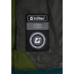 Killtec LINO Kurtka Softshell dunkelpetrol. Niebieskie kurtki dziewczęce softshell KILLTEC, z materiału, sportowe. W wyprzedaży za 131,40 zł.