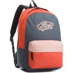 Plecak VANS - Realm Backpack VN000NZ0P5C Dark Slate/E. Szare plecaki męskie Vans, z materiału, sportowe. W wyprzedaży za 119,00 zł.